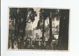 CONSTANTINOPLE TURQUIE PHOTO ANCIENNE LA PORTE D4ANDRINOPLE ET LES REMPARTS ROUTE DE SAN STEFANO - Places