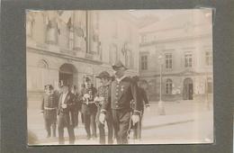 BAR LE DUC - Préfecture Et Palais De Justice Photo Format 11 X 8,2cm..(vers 1900) - Luoghi