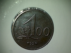 Autriche 100 Kronen 1924 - Autriche