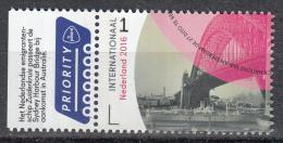 Nederland - Grenzeloos Nederland-Australië - Sydney Harbour Bridge - MNH - NVPH 3441 - Bruggen