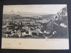 AK MARKT PITTEN 1907 // D*21622 - Pitten