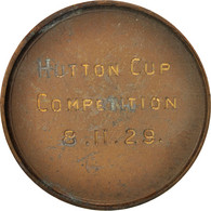 Grande-Bretagne, Medal, Hutton Cup Competition, Sports & Leisure, 1929, TTB - United Kingdom