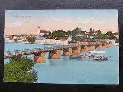 AK SCHÄRDING 1922 // D*21634 - Schärding