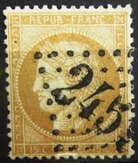 FRANCE - GC 2459 Sur 59 - MONTFAUCON SUR MOINE - MAINE ET LOIRE - Marcophilie (Timbres Détachés)