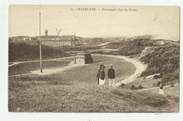 Wenduine - Wenduyne    *   Promenade Dans Les Dunes (Tir à L'arc) - Wenduine