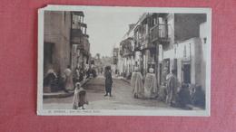 Biskra Rue Des Ouled Nails  Ref 2426 - Postcards