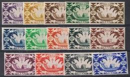 OCE 11 - OCEANIE N° 155/68 Neufs** France Libre - Océanie (Établissement De L') (1892-1958)