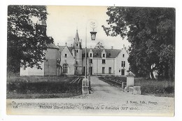 RENNES (cpa 35)   Château De La Prévalaye (XVI° Siècle)-   - L 1 - Rennes