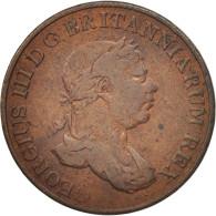 Ceylon, Stiver, 1815, TB, Cuivre, KM:81 - Sri Lanka