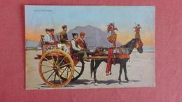Carro Sicciliano Ref 2426 - Cartoline