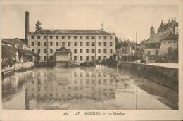 Loches - Le Moulin (cliché Pas Courant) - Loches