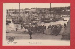 Douarnenez  -- Le Port - Douarnenez