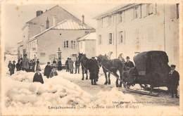 39 - JURA / Longchaumois - Courrier Postal - Belle Animation - Défaut (traces) - France