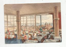 G-I-E , Cp , Hôtels & Restaurants , ITALIE , GENOVA , Ristorante , Tea Room, CAPURRO , Publicité : SARTI RISERVA 1885 - Hotels & Restaurants