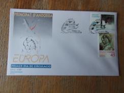 ANDORRE ESPAGNOL (1993) EUROPA : Art Contemporain - Spanish Andorra