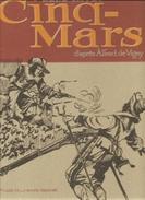 René Giffey Cind-Mars D'après Alfred De Vigny Editions Musée De La Bande Dessinée De 1997 - Livres, BD, Revues