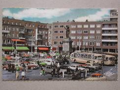 Citroen 2CV, DS, Traction Avant, Simca Aronde, Ford '56, 17M P2, Consul, Metropolitan, Autobus, Dunkerque - Passenger Cars