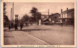 33 BORDEAUX - Bastide - Barrière, Avenue Thiers - Bordeaux