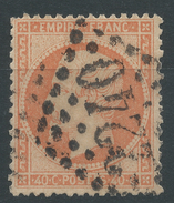 Lot N°33403   N°23, Oblit GC 2240 MARSEILLE (12) - 1862 Napoleon III