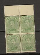 Belgie -  Belgique Ocb Nr :  137A ** MNH   (zie  Scan) 137 A - 1915-1920 Alberto I