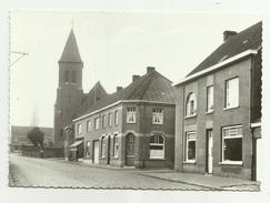 Bavegem   *  Straat En Kerk  (CPM) - Sint-Lievens-Houtem
