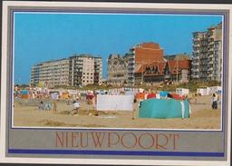 Grote Kaart Nieuwpoort - Nieuwpoort