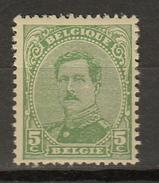Belgie -  Belgique Ocb Nr :  137C  ** MNH   (zie  Scan)  137 C - 1915-1920 Albert I