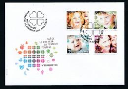 Schweiz  FDC-  2228-31    ( G6835   )  Siehe Scan - FDC