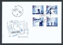 Schweiz  FDC-  2130-3   ( G6837   )  Siehe Scan - FDC