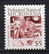 Micronésie - 1984 - Yvert N° 16 **  - Série Courante - Micronésie