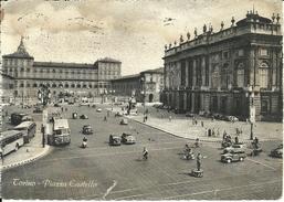 Torino (Piemonte) Piazza Castello - Piazze