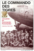 COMMANDO DES TIGRES PARA COMMANDO SASB PONCHARDIER INDOCHINE 1945 1946 GUERRE  VIET MARSOUINS MARINS - French