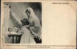 POUPEES - Fantaisie Enfants - Oeufs De Paques - Jouets - Angelot - Jeux Et Jouets