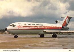 Boeing 727 Dan-Air London - 1946-....: Moderne