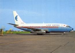 Boeing 737 Lina Congo - 1946-....: Moderne