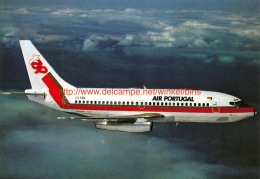 Boeing 737 Air Portugal TAP - 1946-....: Moderne