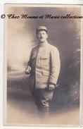 WWI - 163 EME REGIMENT - CARTE PHOTO MILITAIRE - Guerre 1914-18