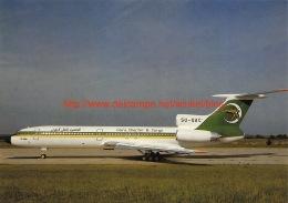 Tupolev Tu-154 Cairo Charter & Cargo - 1946-....: Moderne