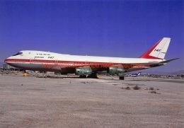 Boeing 747 Boeing Company - 1946-....: Moderne