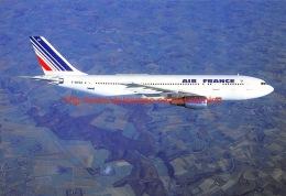 Airbus A-300  Air France - 1946-....: Moderne