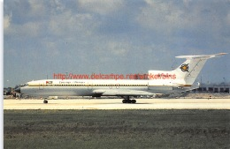 Tupolev Tu-154 Guyana Airways - 1946-....: Moderne