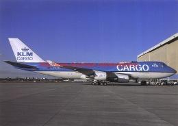 Boeing 747 KLM Cargo - 1946-....: Moderne