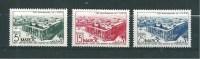 Colonie  Timbre Du Maroc De 1949   N°285 A 287  Neufs ** - Maroc (1891-1956)