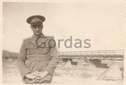 Ukraine - Historical Romania - Vijnita - Romanian Military - Photo 60x80mm - Oorlog, Militair