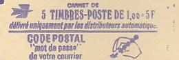 Marianne De Béquet   BC  1892-C 1 ** - Carnets