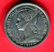 REUNION 2  FRANC 1948 (G  25) TTB 4 - Réunion