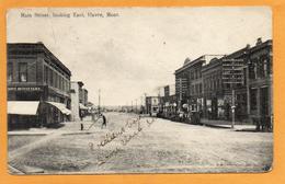 Havre MT 1910 Postcard - Havre