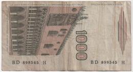 Billet De Banque ITALIE - 1000 Lire De 1982 - 1000 Lire