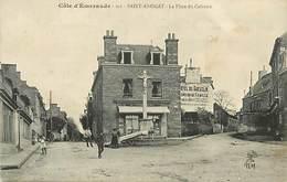 E-16-2858 : SAINT ENOGAT  LA PLACE DU CALVAIRE - Other Municipalities