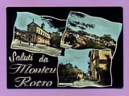 Saluti Da Monteu Roero - Cuneo